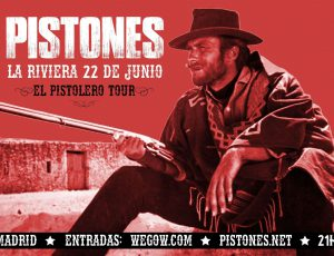 PISTONES EN LA RIVIERA (Madrid). 22/JUN/19