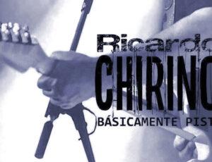 """RICARDO CHIRINOS """"Básicamente Pistones"""" (Nuevo show acústico)"""